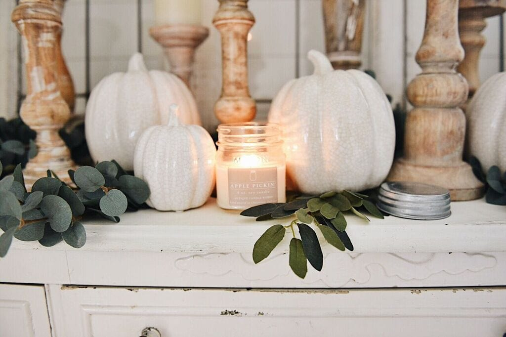 The Best Fall Candles
