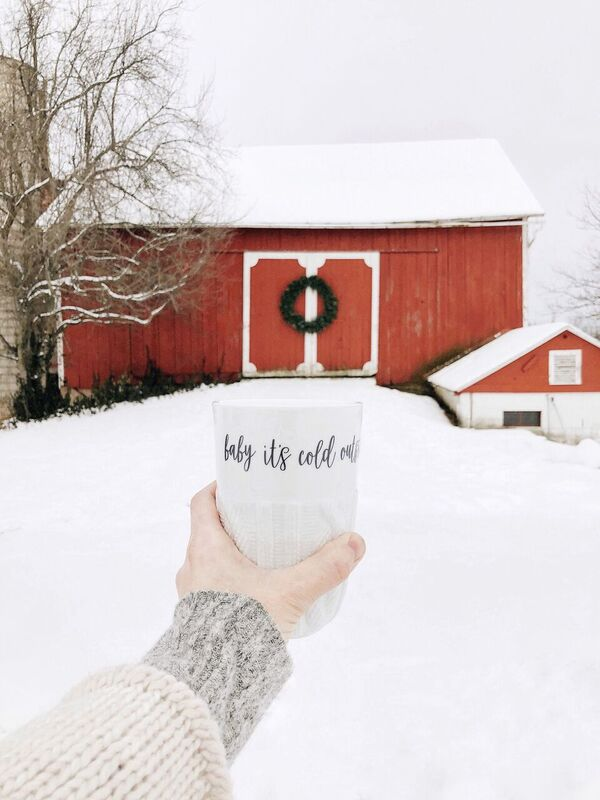 Walking In A Winter Wonderland – Vlog #2