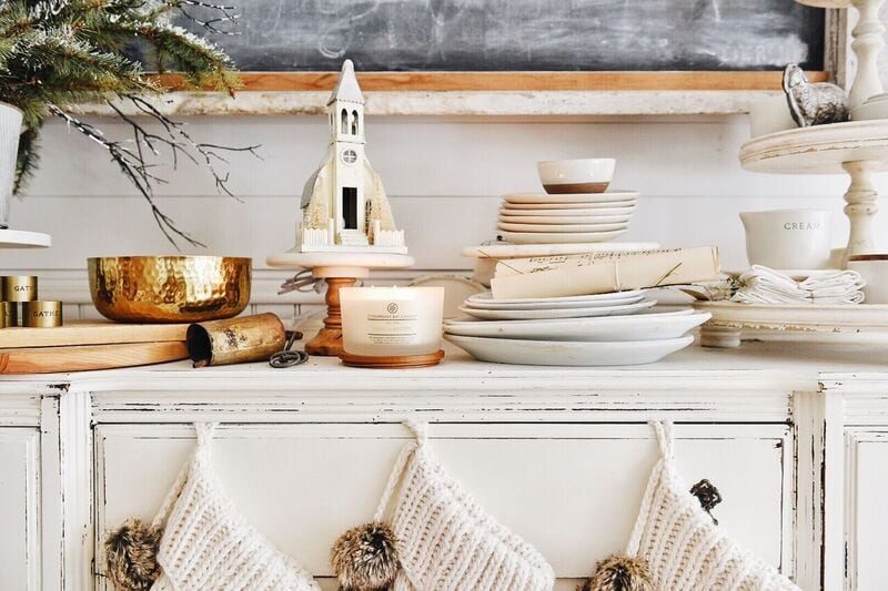 Cozy Holiday Decor