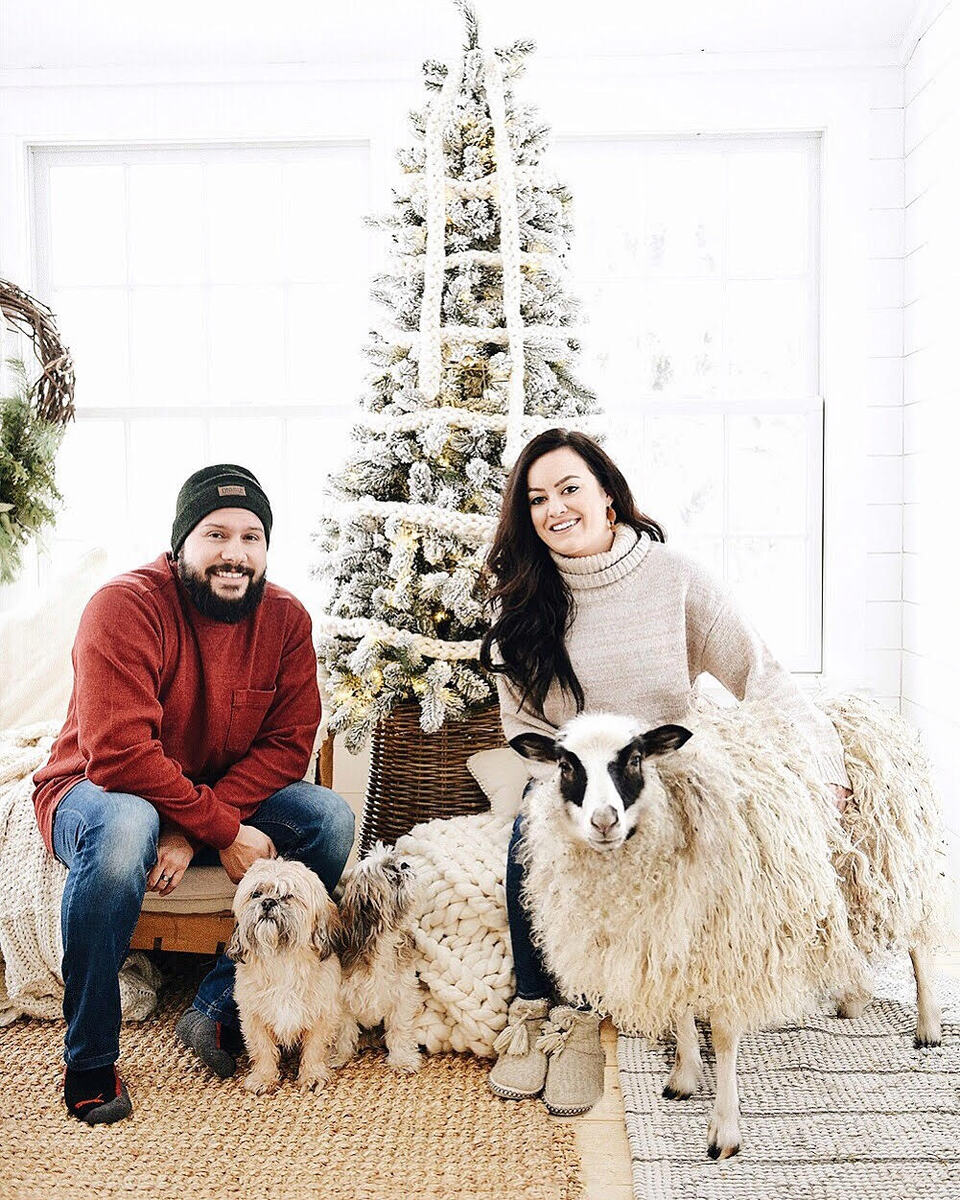 Merry Christmas From White Cottage Farm