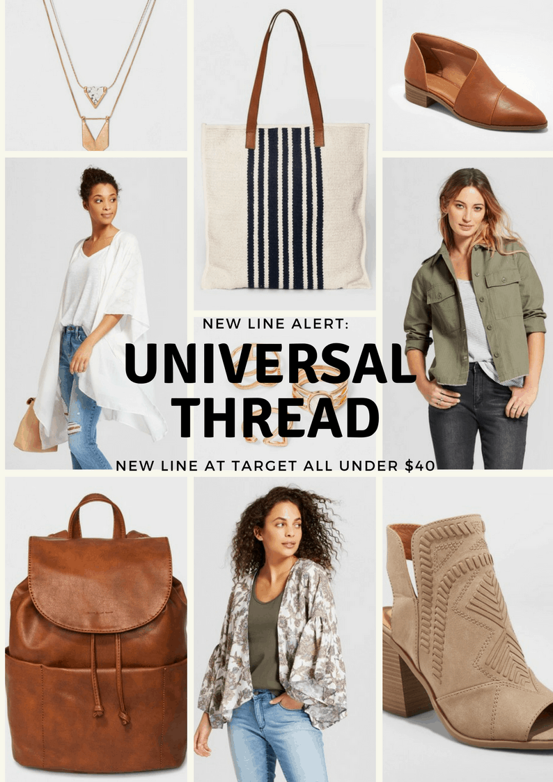 , Brand New Line At Target: Universal Thread