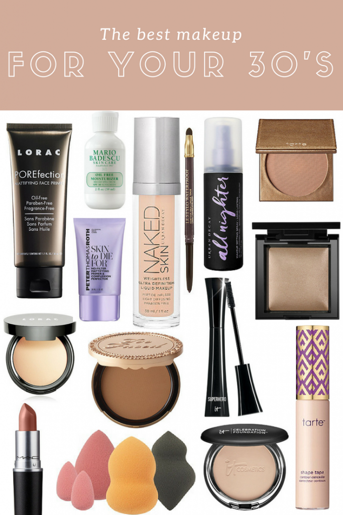Makeup, The Best Makeup For A 30 Something Year Old