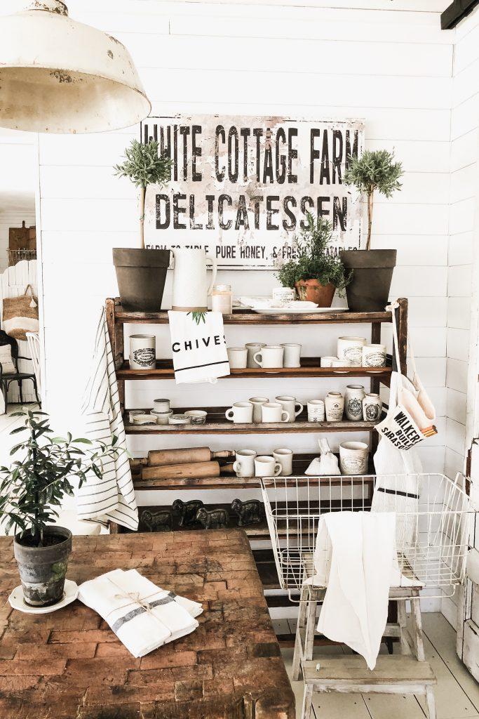 Customized Reproduction Antique Sign - Farmhouse Sign - Liz
