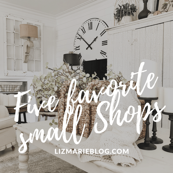 Small Shops, Five Favorite Small Shops #5