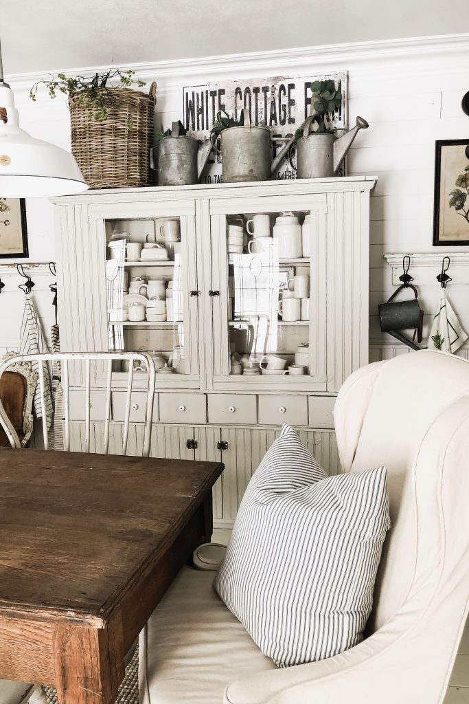 Gatherings paint color by Magnolia Home
