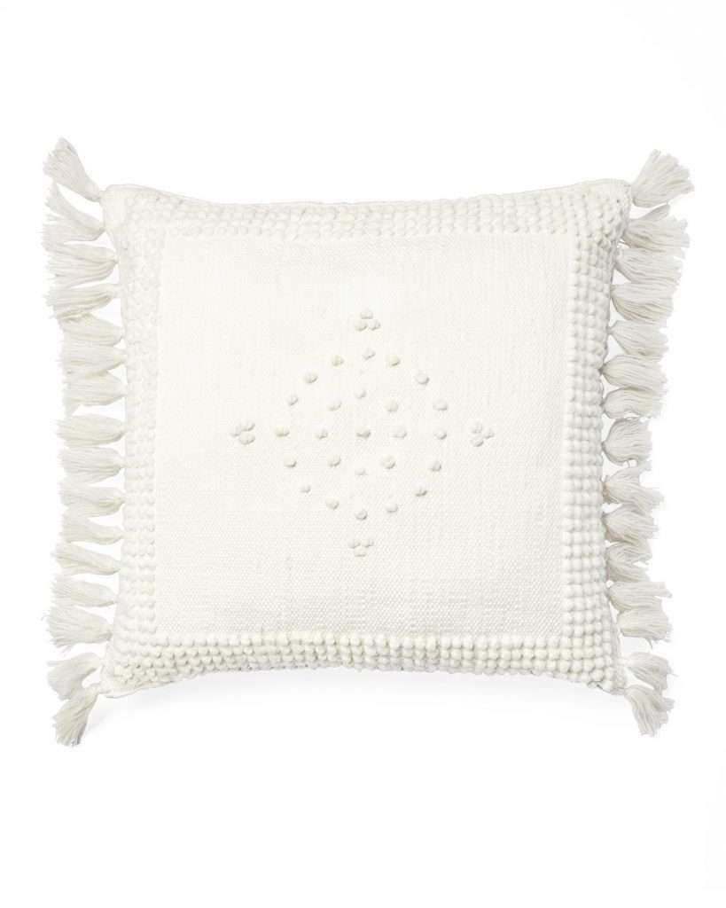 Pillow from Serena & Lilly