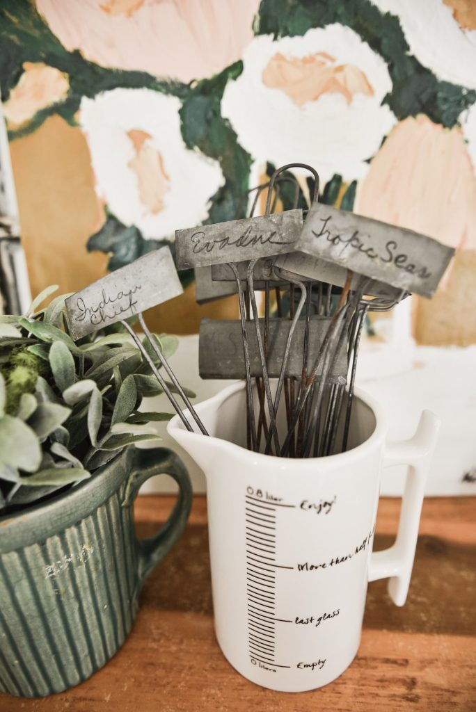 Plant Markers, DIY Plant Markers
