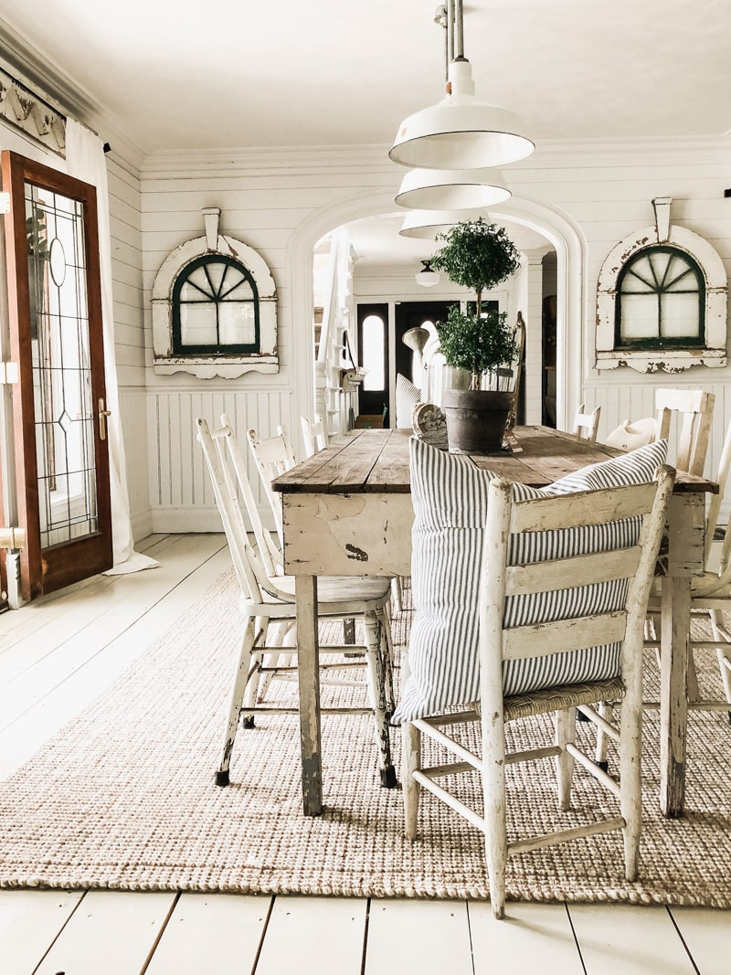 Farmhouse Dinning Room