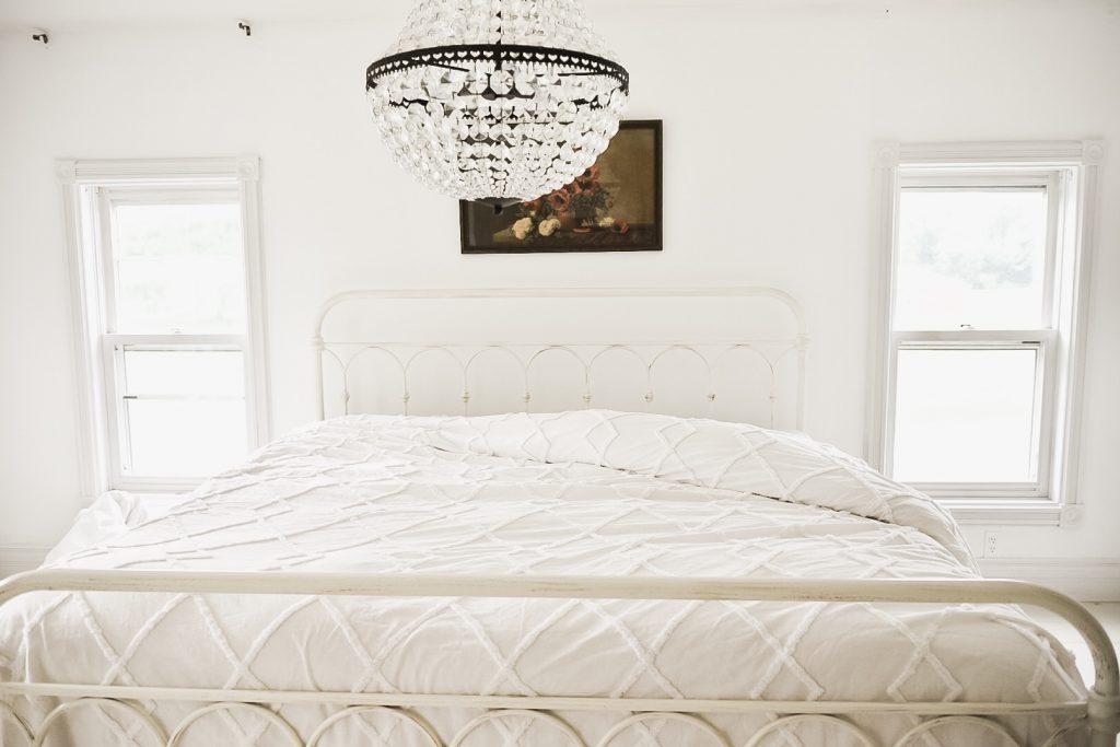 Master Bedroom Makeover New Bed Liz Marie Blog
