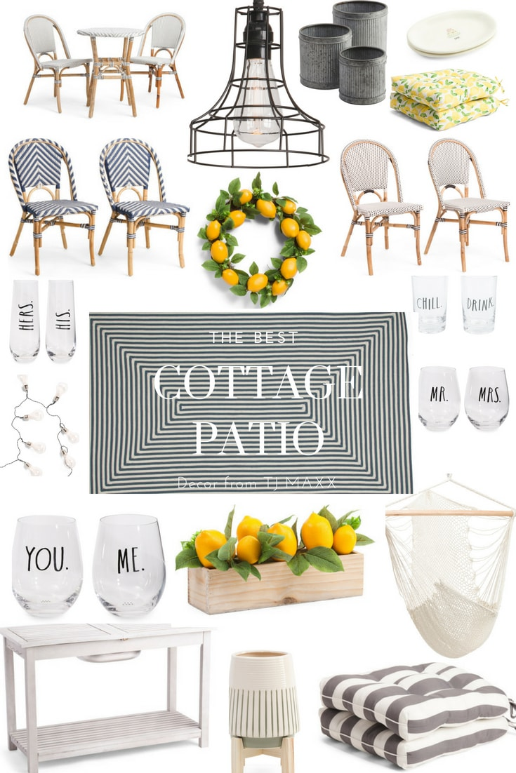 The Best Cozy Cottage Patio Decor