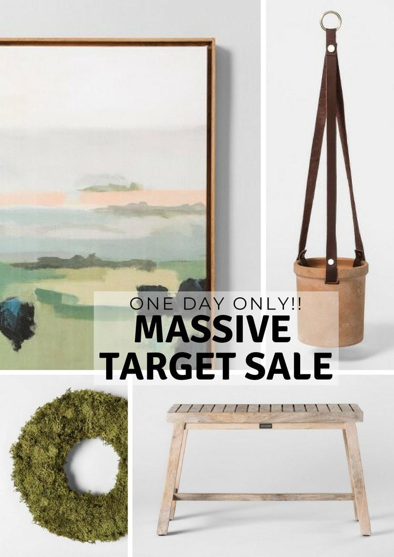 Huge Target Sale!