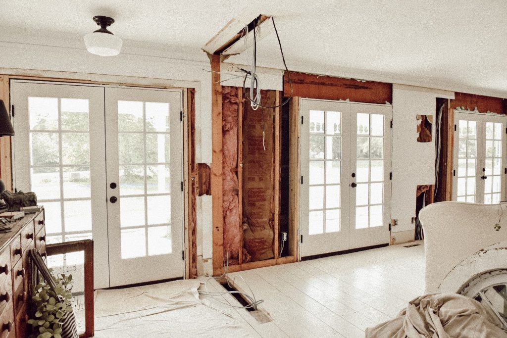 front doors, Our Three Front Doors Update
