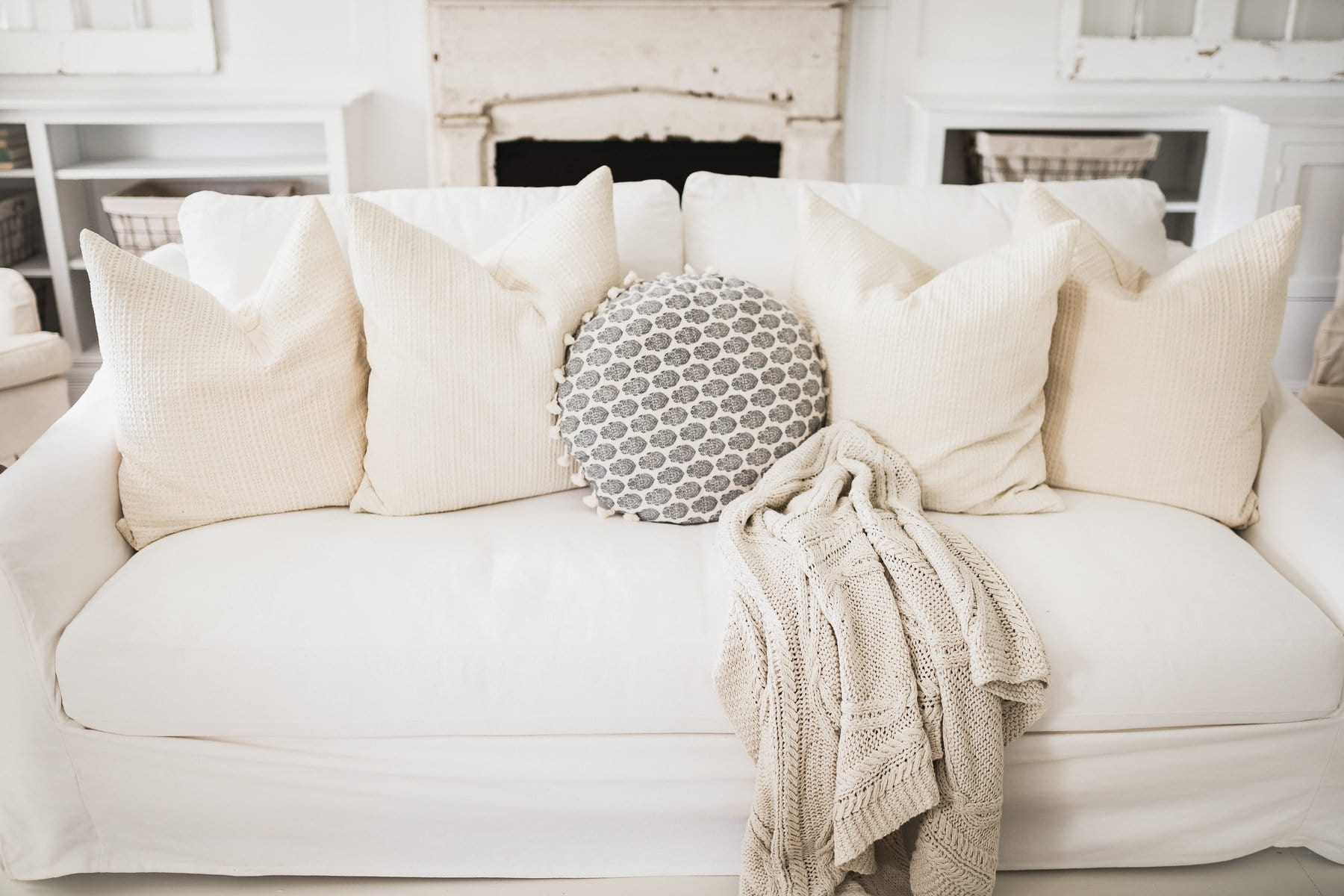 Where To Find The Perfect Farmhouse Slipcovers