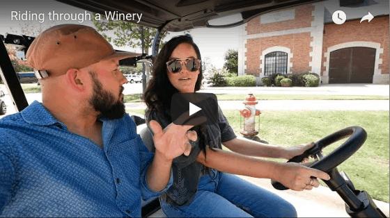 EZ-GO, Carting Around Texas Vlog