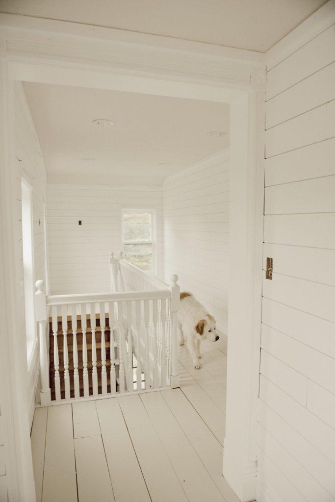 , Major Upstairs Hallway Progress!!