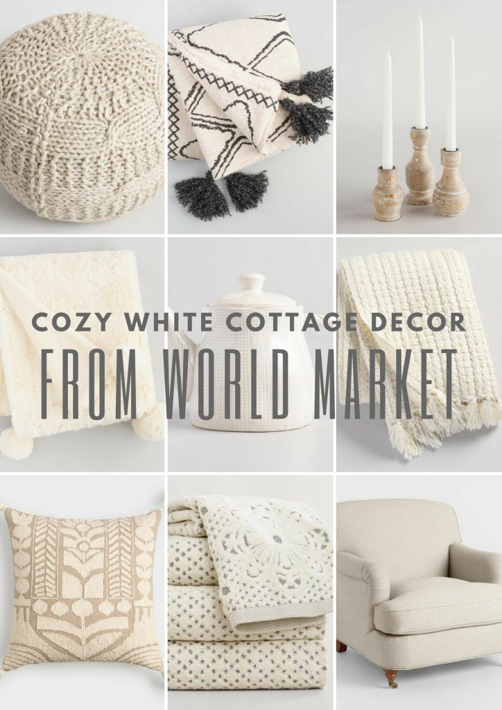 , The Best Cozy White Cottage Decor
