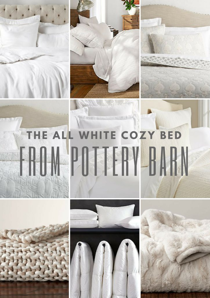 , The All White Bed