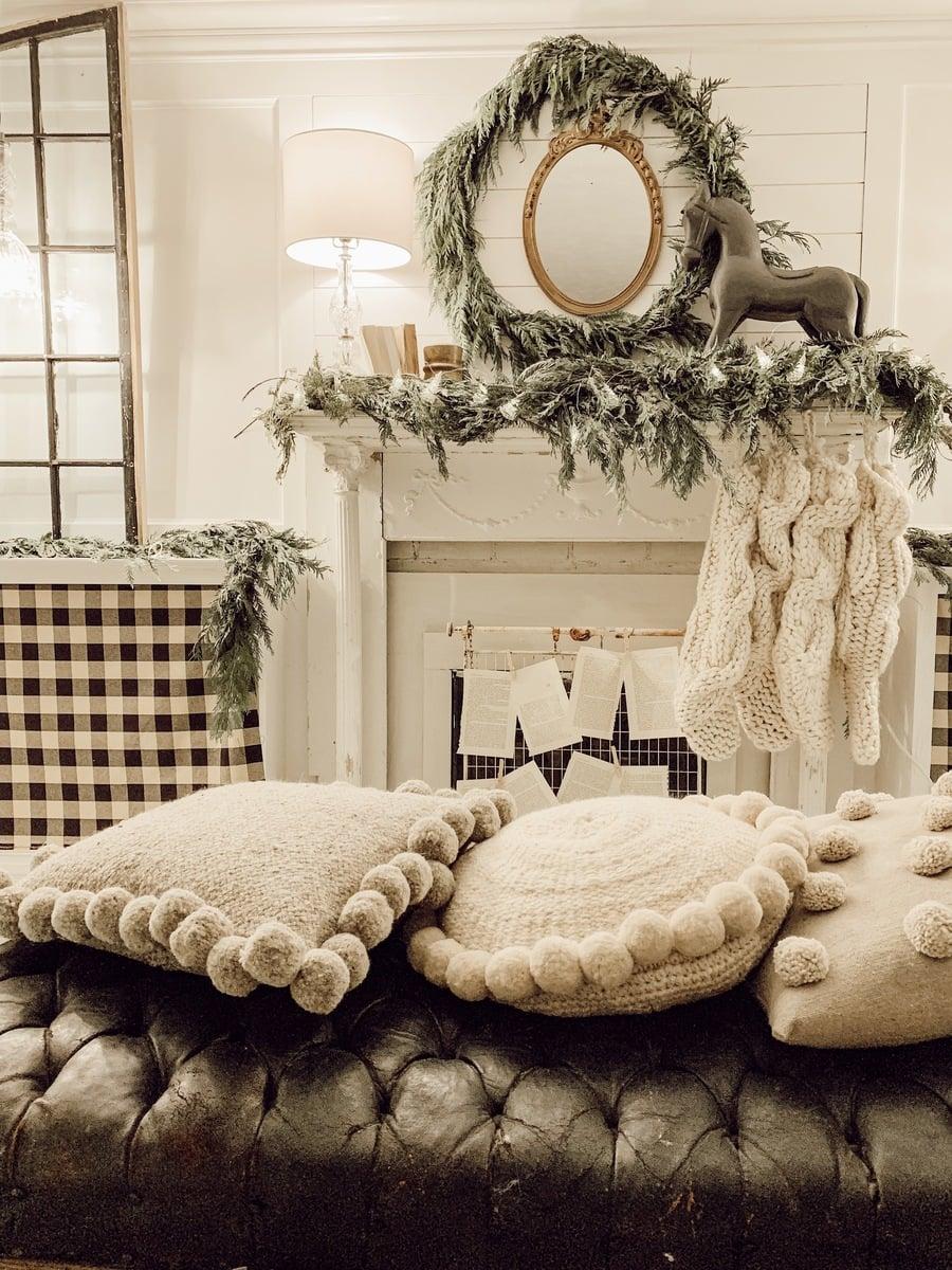 cozy, O' Cozy Night Holiday Farmhouse