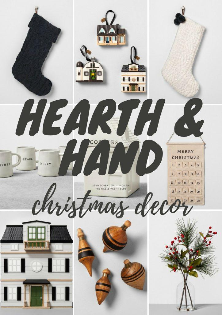 Christmas Decor, New Hearth & Hand Christmas Decor Launch