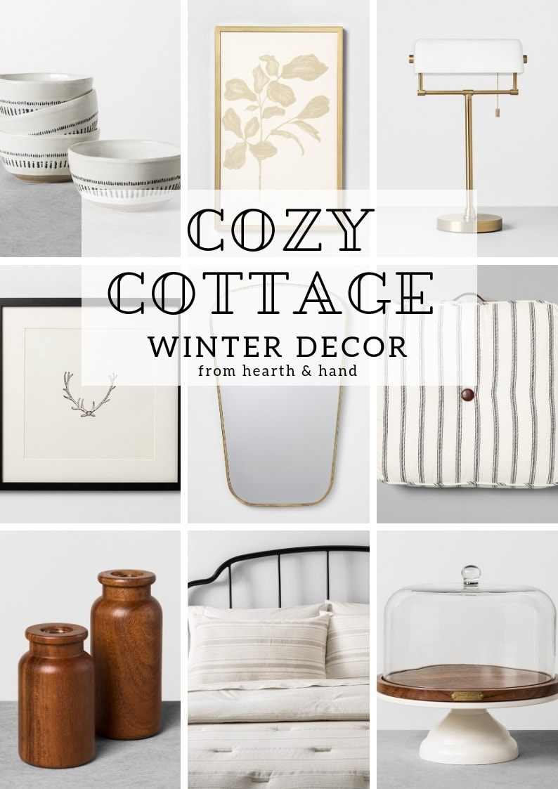 Cozy Winter Decor From Hearth & Hand