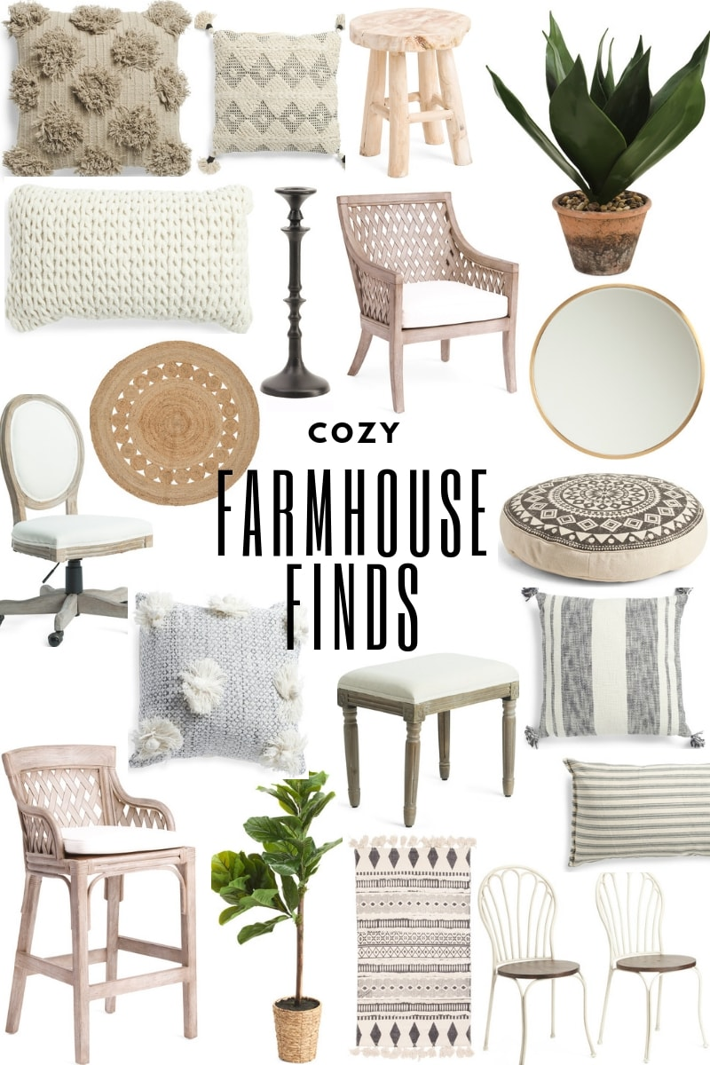 Cozy Spring Farmhouse Decor