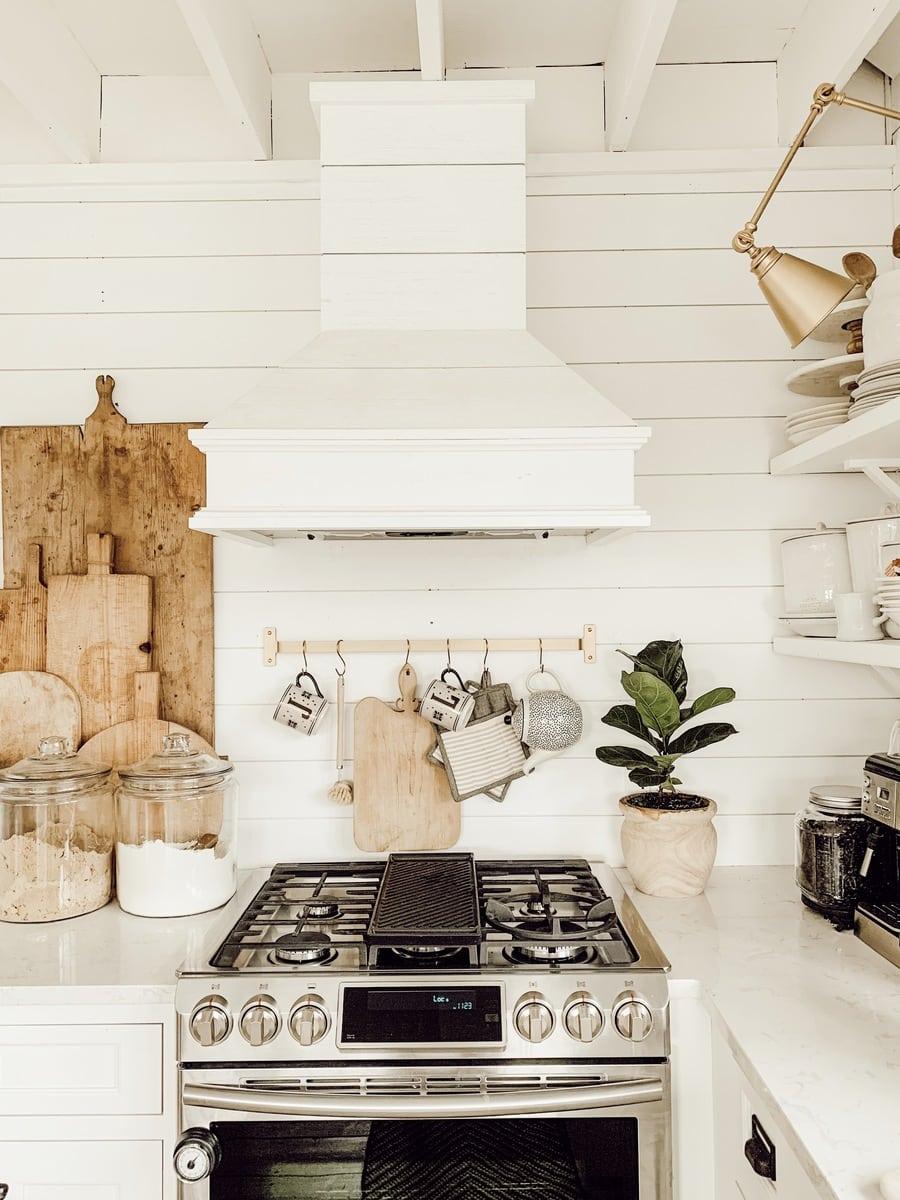 Winter Farmhouse Kitchen Liz Marie Blog