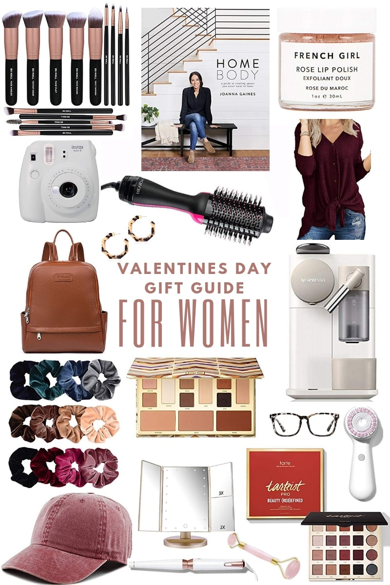 Valentines Day Gift Guide For The Women In Your Life