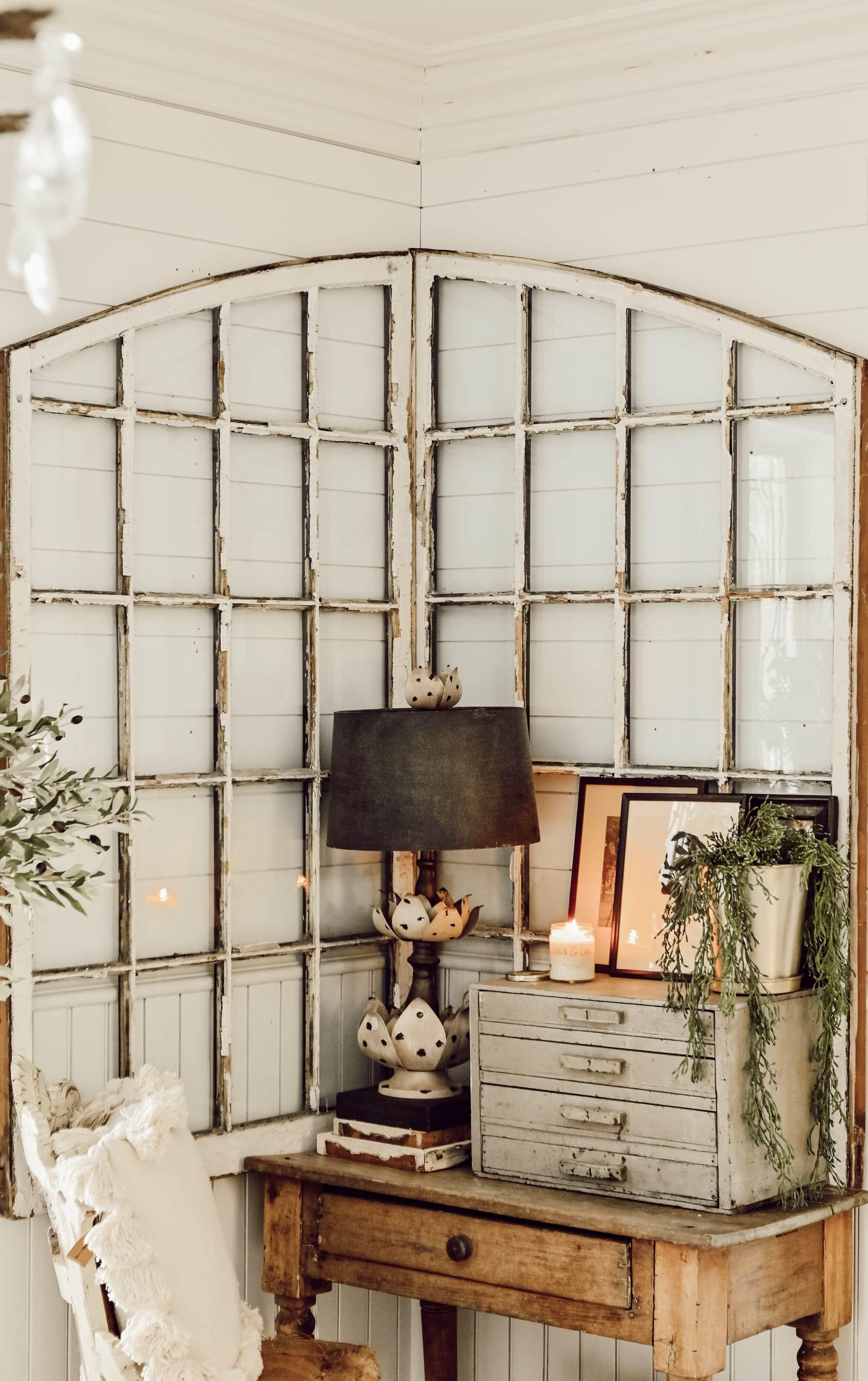 , A Spring Greenhouse Corner
