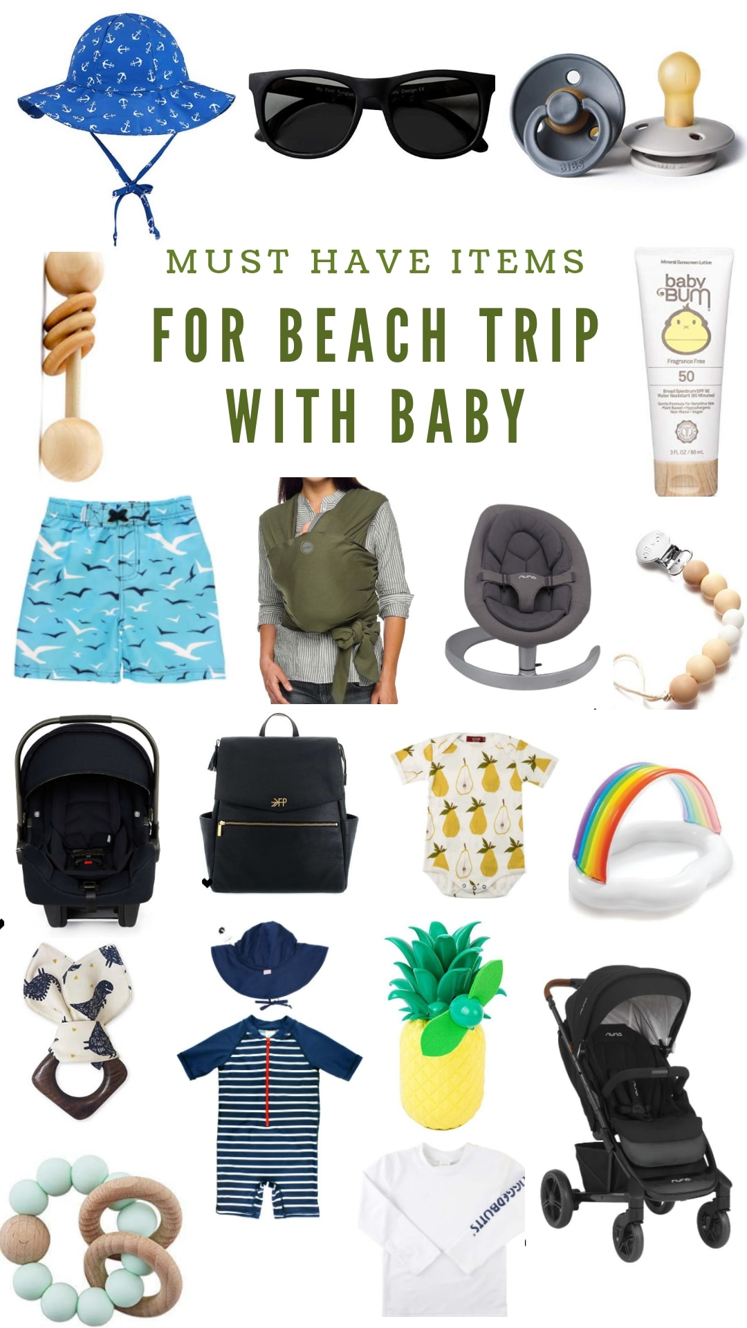 New Mom's Vacation Guide