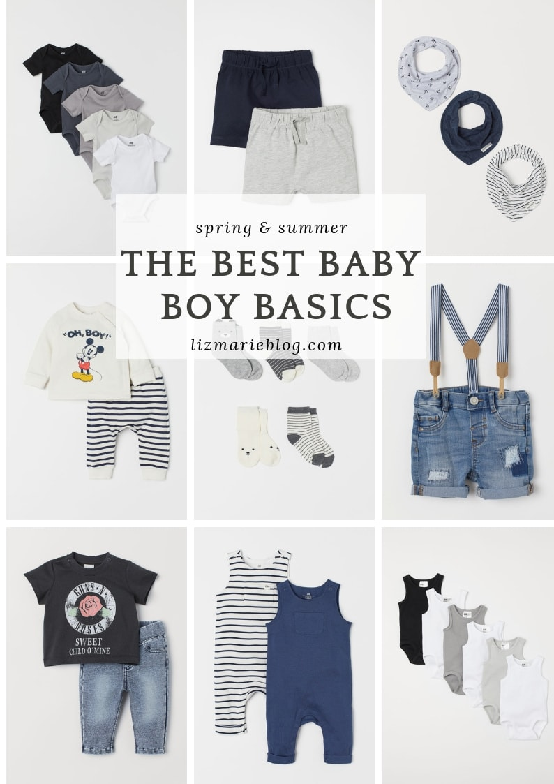 The Best Basic Baby Boy Clothes