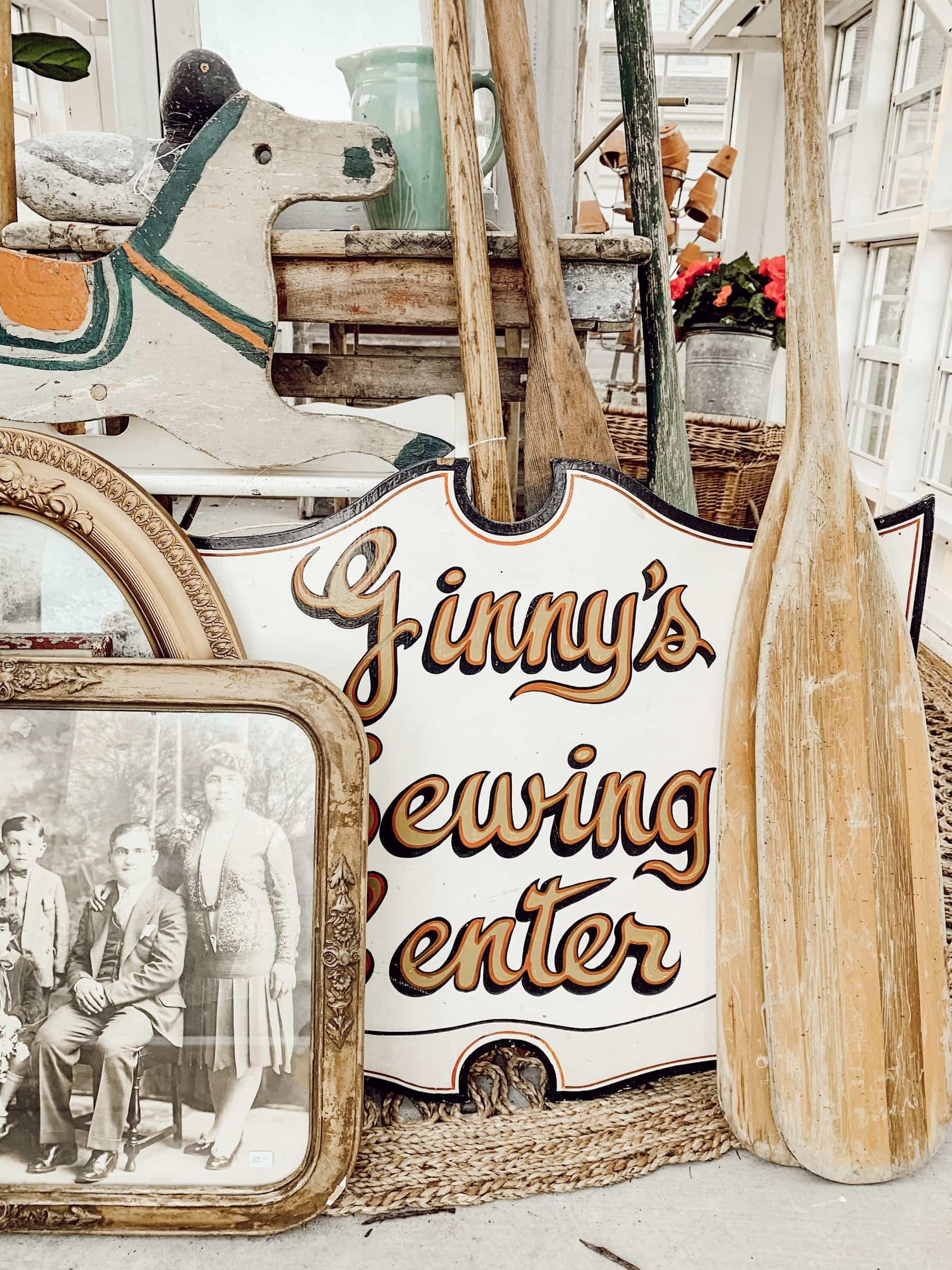 , Weekend Flea Market Finds