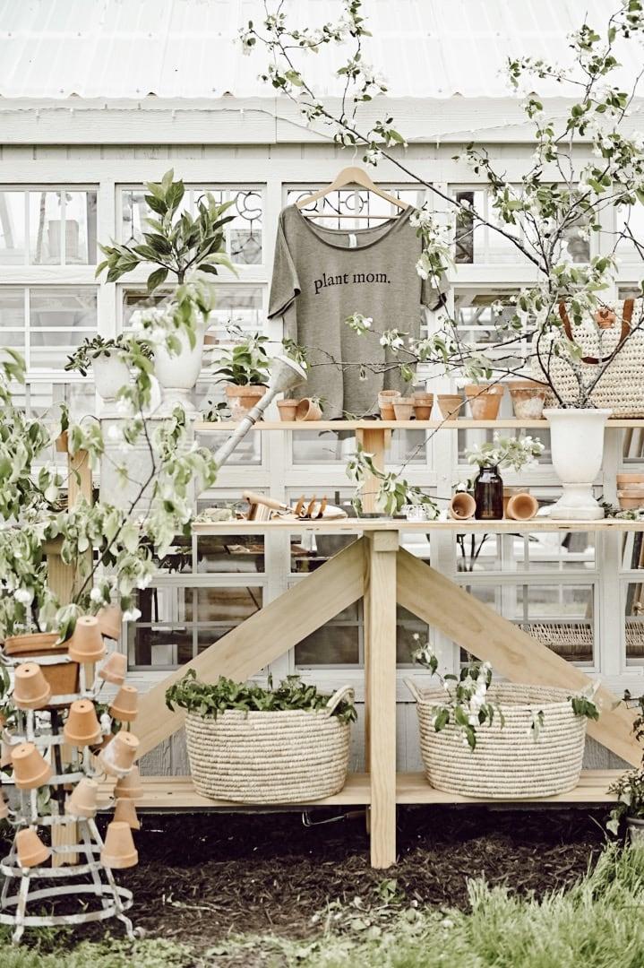 , Garden Potting Bench