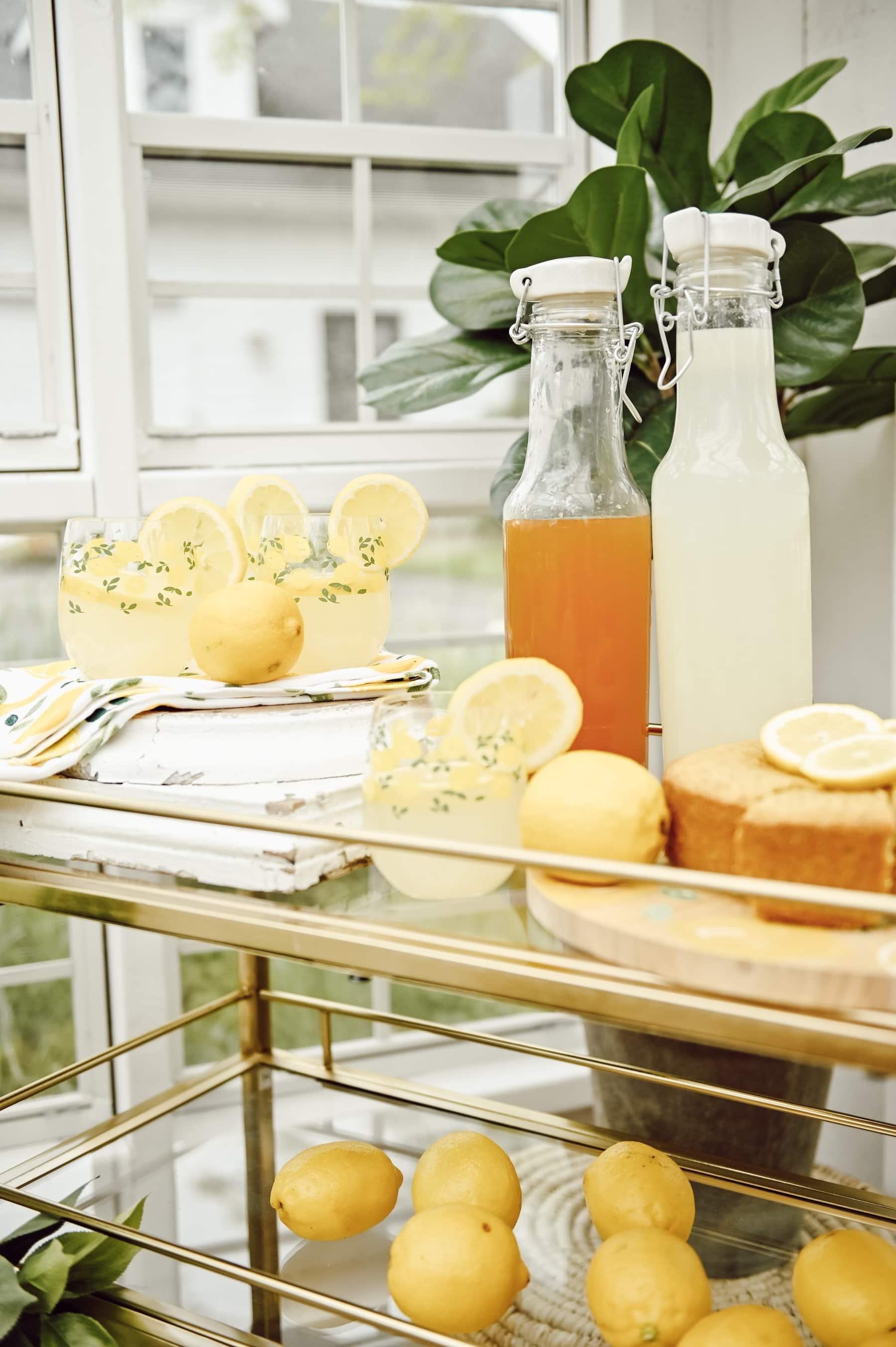 Lemon Cart