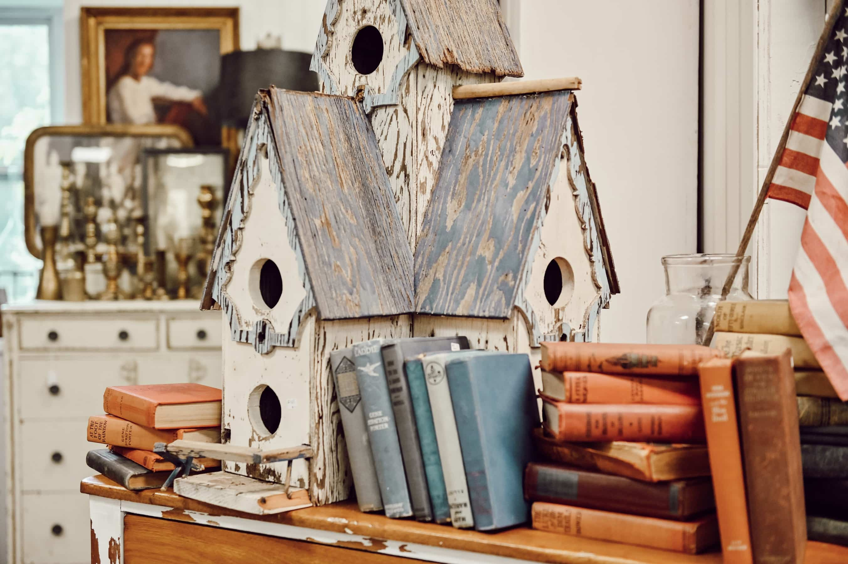 , The Found Cottage – Summer Booth Re-do