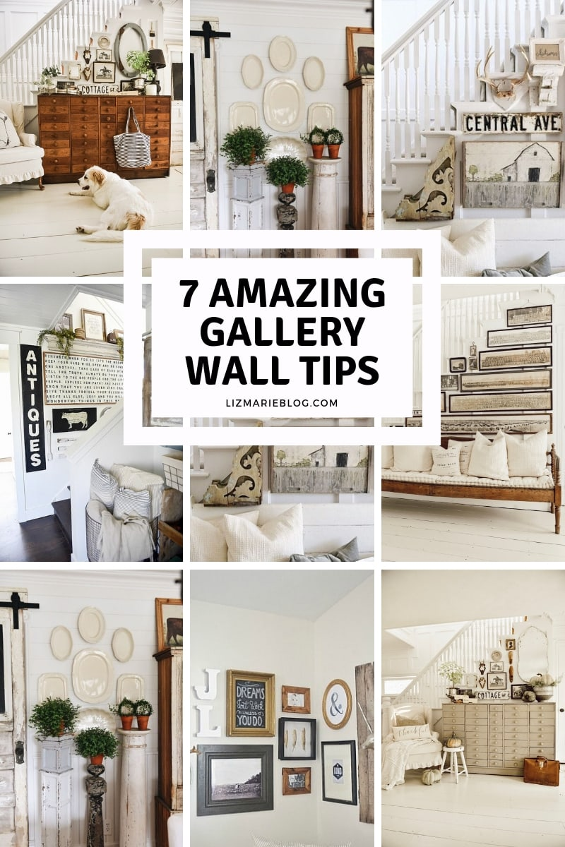 7 inspiring gallery walls