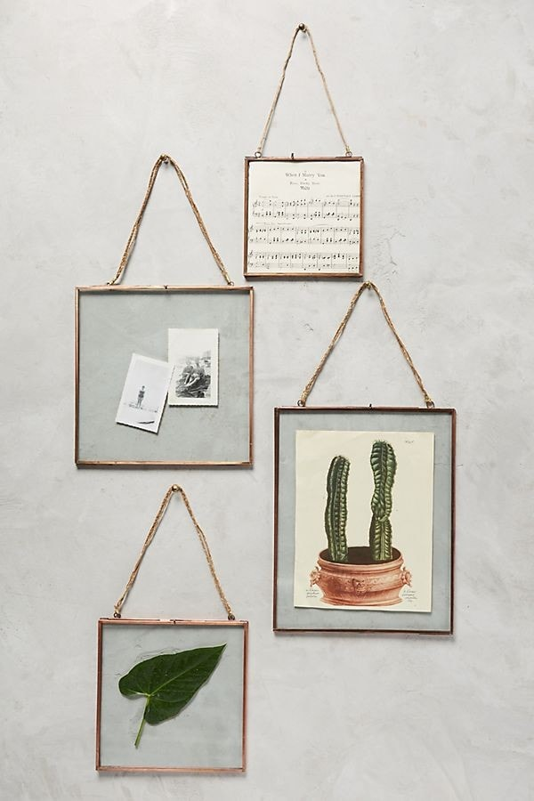 Perfect Frames to Create Your Gallery Wall