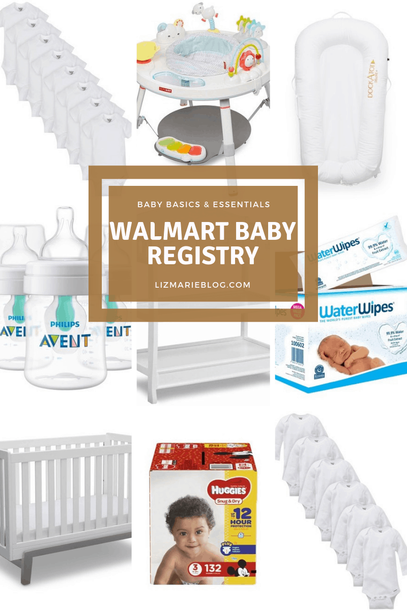 Baby Essentials & Basics