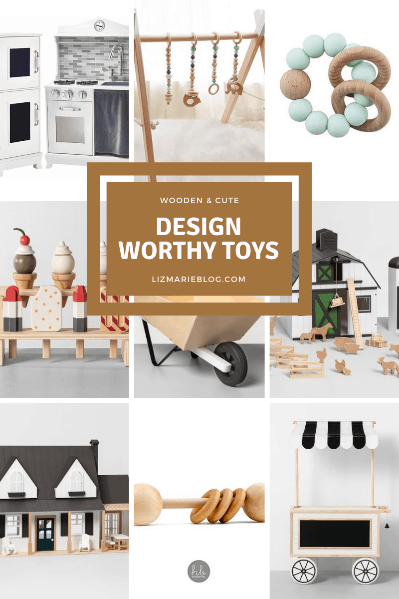 wooden toys, Design Worthy Wooden Toys