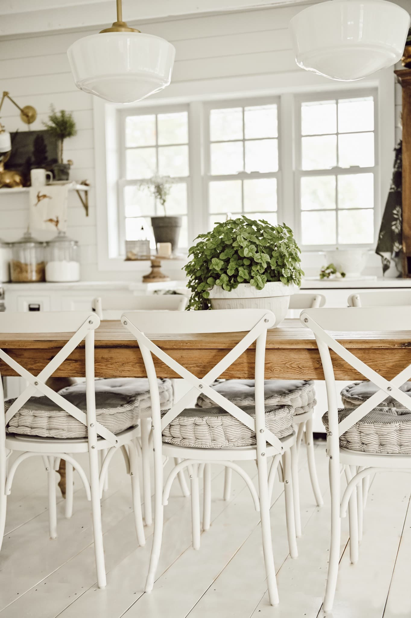 Kitchen Island doesn't have to be traditional