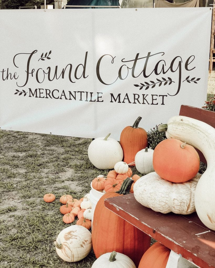 Fall, Our Fall Market is Back!