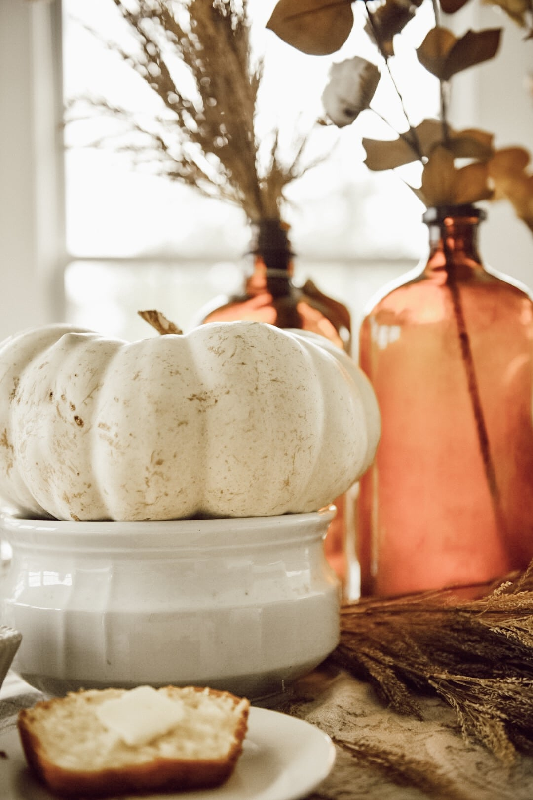 How to use Pumpkins for Fall Decor