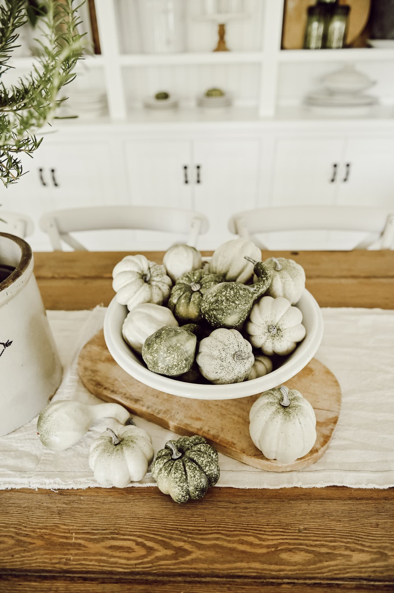 slow ways to add fall decor to your home