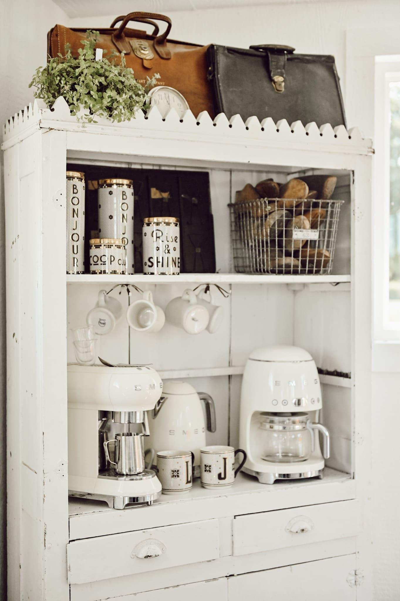 She Shed Coffee Corner