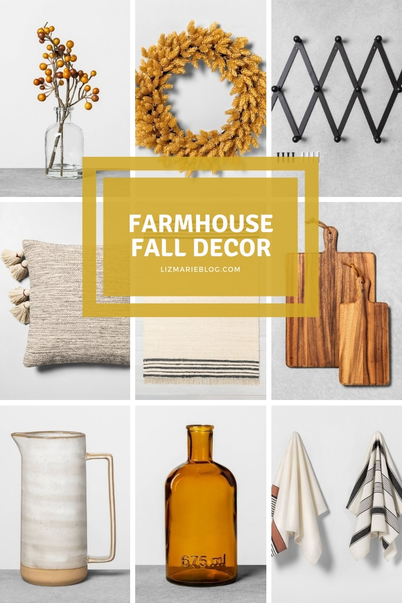 Hearth and Hand Fall Decor