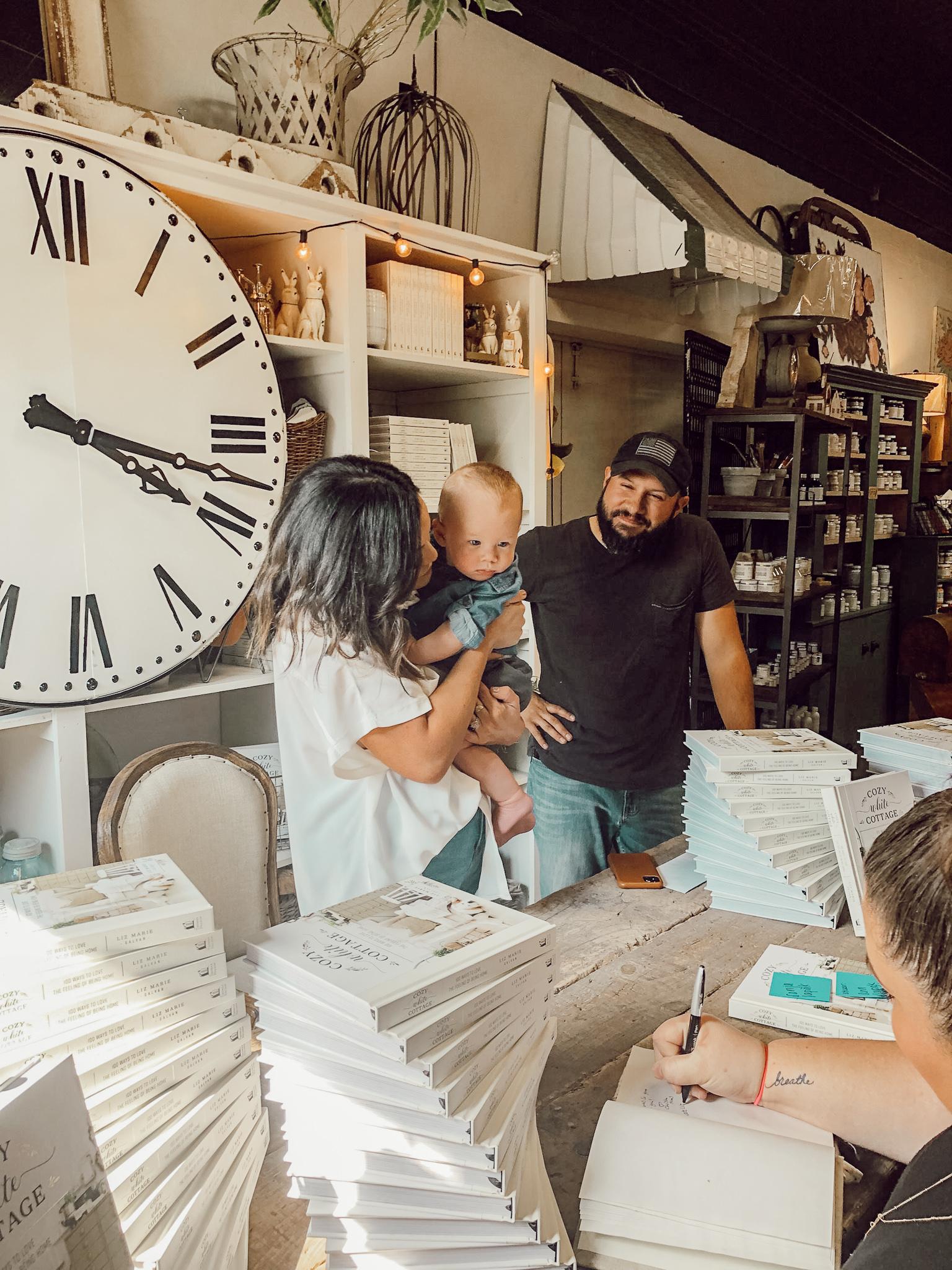 Book Signing, Recap: My First Book Signing