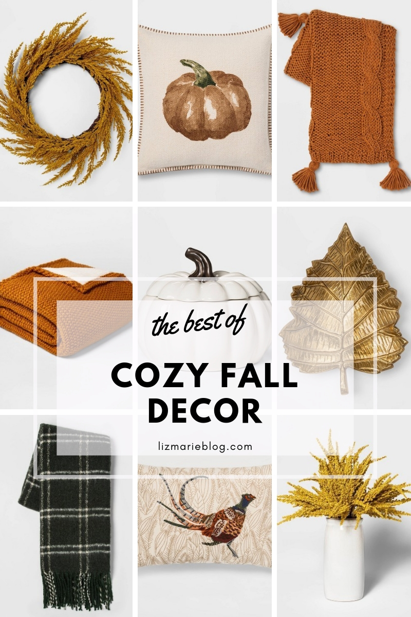 , The Best Cozy Fall Target Finds