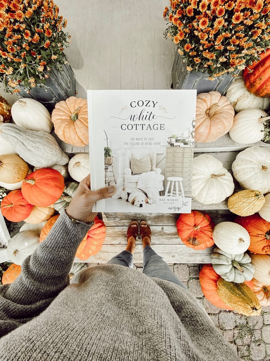 tip guide, Cozy White Cottage Tip Guide