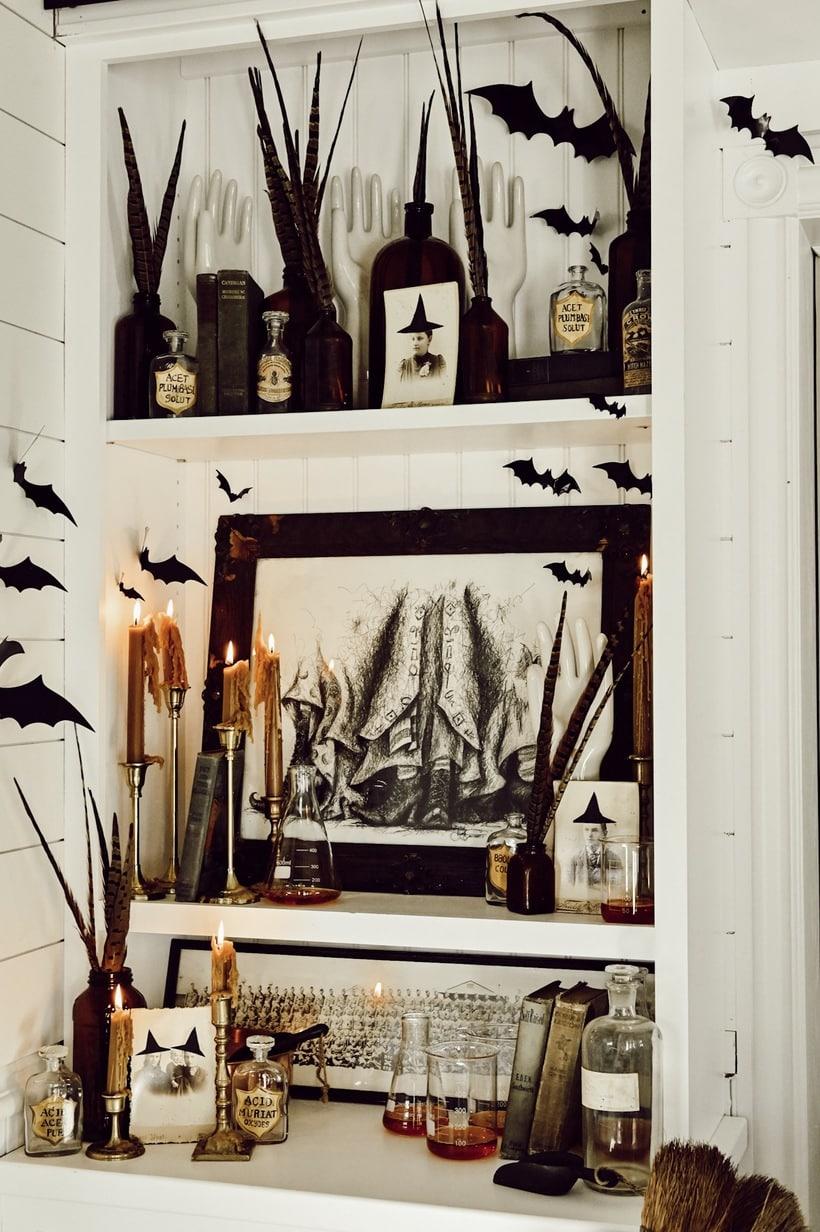 Cuter Halloween Corner