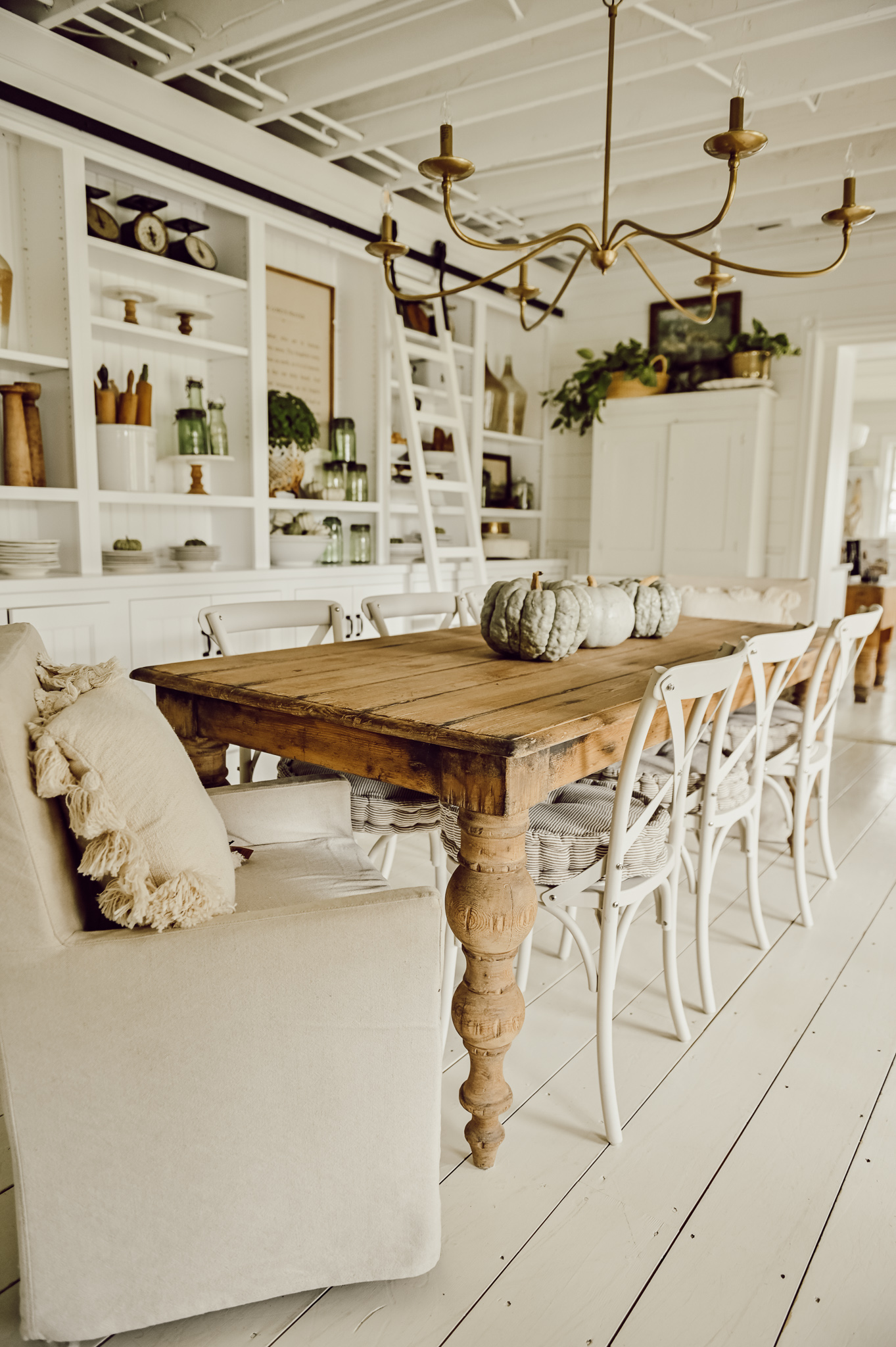 Simple Dining Room Table from Arhaus