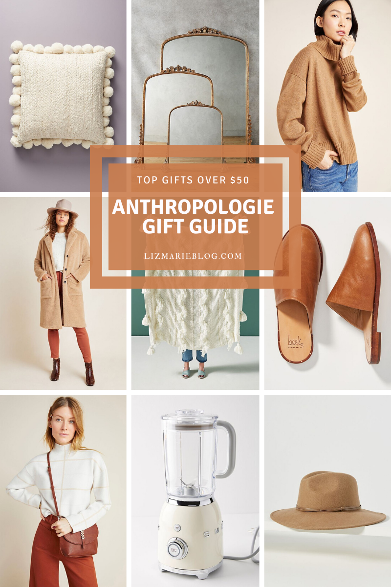 anthropologie gift guide over $50